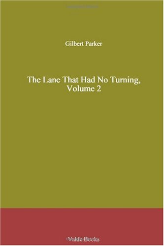 The Lane That Had No T...