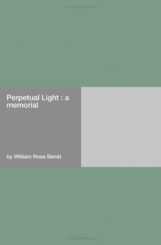 Perpetual Light : a me...