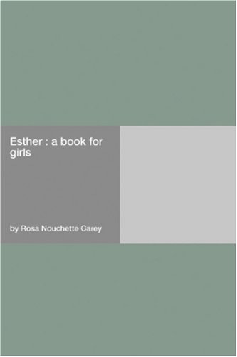 Esther : a book for girls