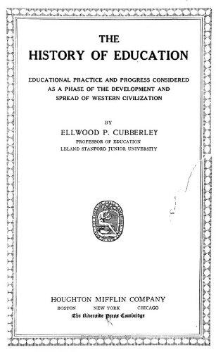 The History of Educati...