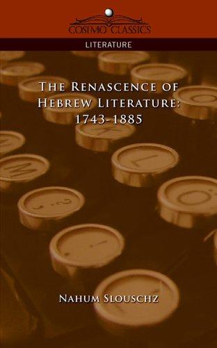 The Renascence of Hebr...