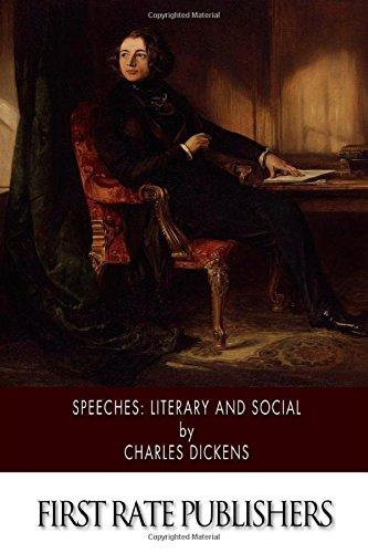Speeches: Literary and...