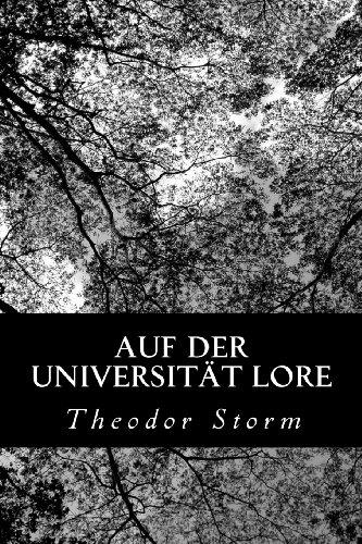 Auf der Universität Lore