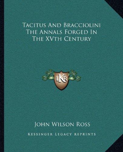 Tacitus and Bracciolin...