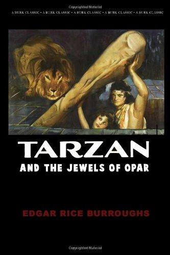 Tarzan and the Jewels ...