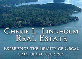 Orcas Island Realtor Cherie L Lindholm