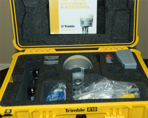 Trimble S6 DR300+ Total Station with TSC3 Controller by