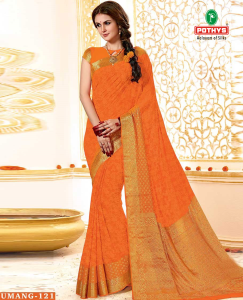 Pure Silk Sarees for Sale Online! by Pothys, No:15
