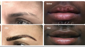 permanent makeup eyebrows near me by Permanent Makeup by EsKala, 515