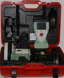 New LEICA TS16 P-5 R500 Total Station CS20 for sale