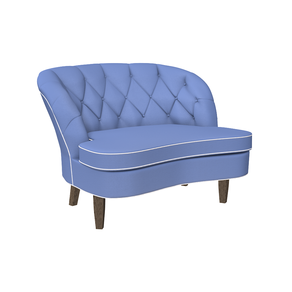 Chubby Chair | High End Chair - Luxury Bedroom Chair - oomph