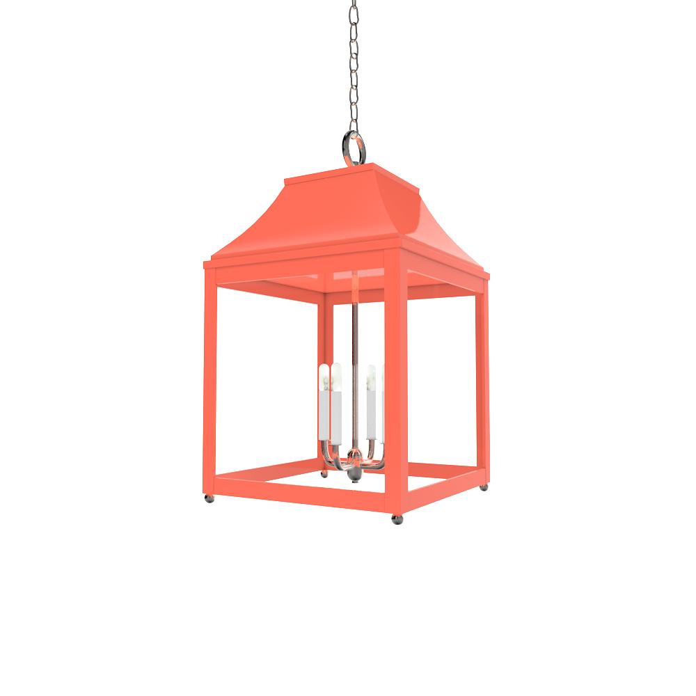 Palo alto lantern nickel wall table ceiling lighting