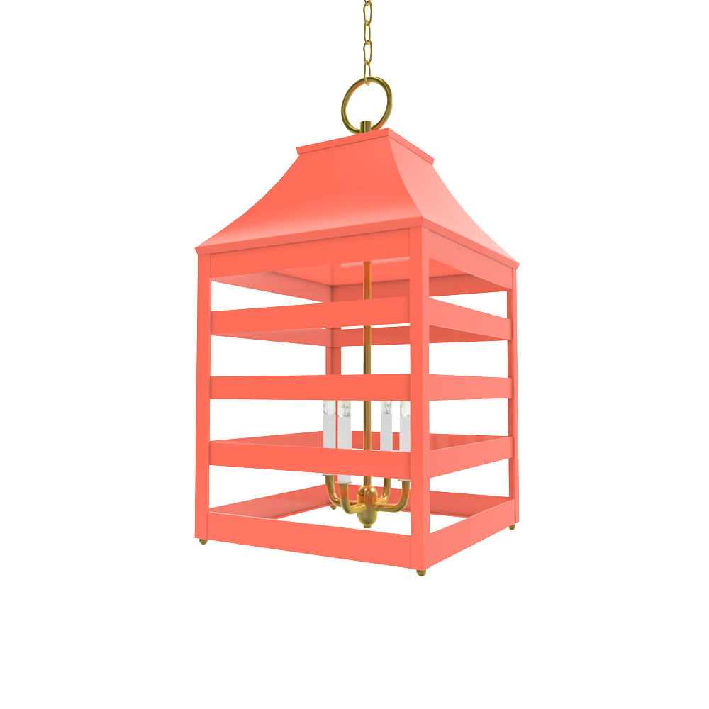 Saybrook xl lantern with brass wall table ceiling lighting