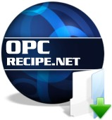 OPCRecipe NET