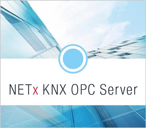 NETx KNX OPC Server 3.5