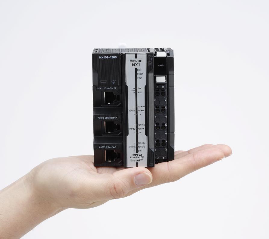 オムロン NX1 マシンオートメーションコントローラ