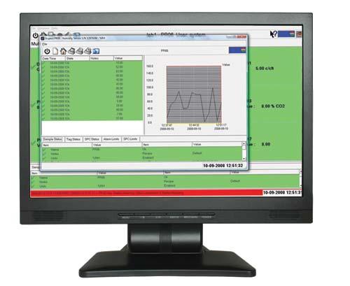 TSI Facility Monitoring System (FMS)