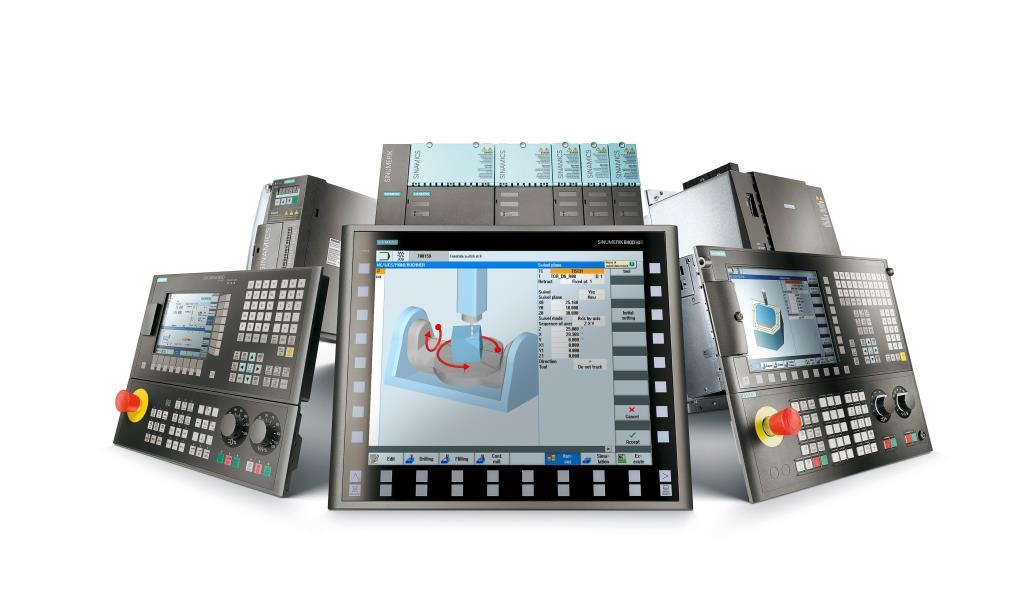 SINUMERIK CNC control systems