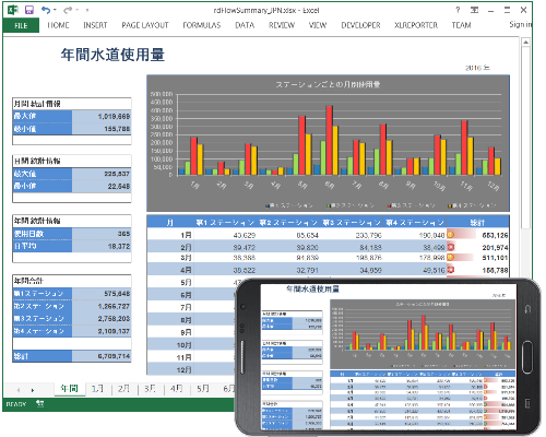 XLReporter - The Next Generation of Reports, Forms and Dashboards