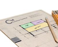 CodeMeter License Central – the license management dashboard