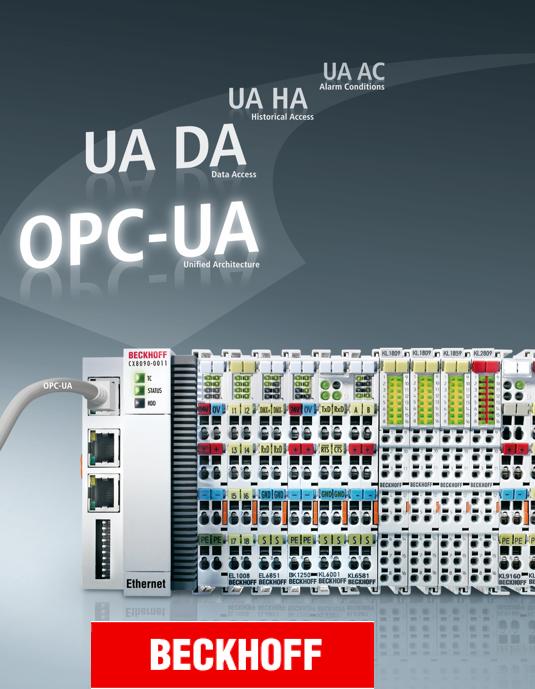 TF6100 | TC3 OPC UA