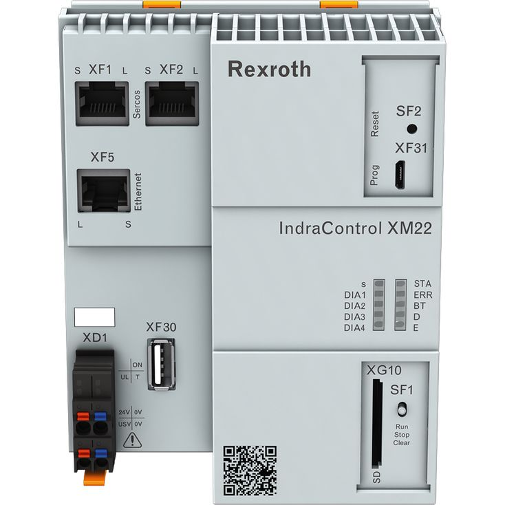 Motion control system MLC based on embedded control XM