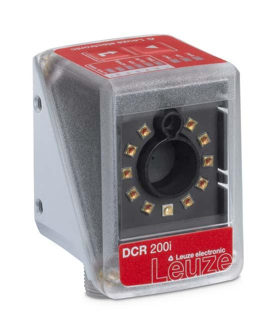 2D-code reader - DCR 200IC