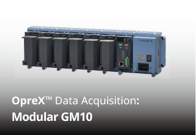 Data Acquisition System GM OPC-UA server