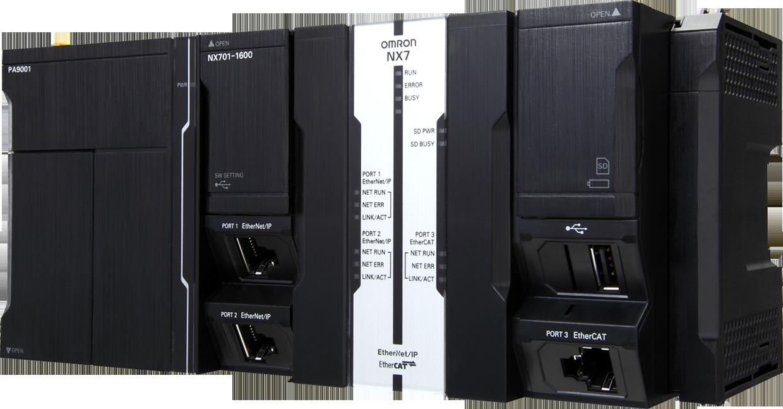 オムロン NX7 マシンオートメーションコントローラ