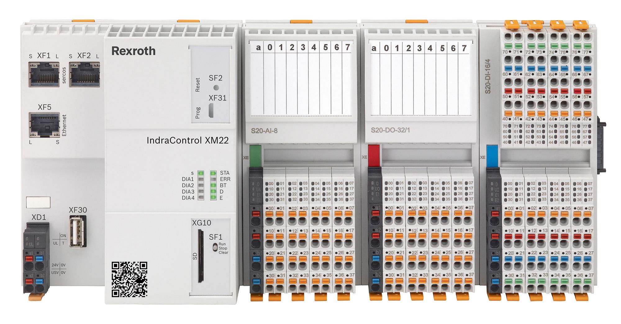 Embedded control XM22
