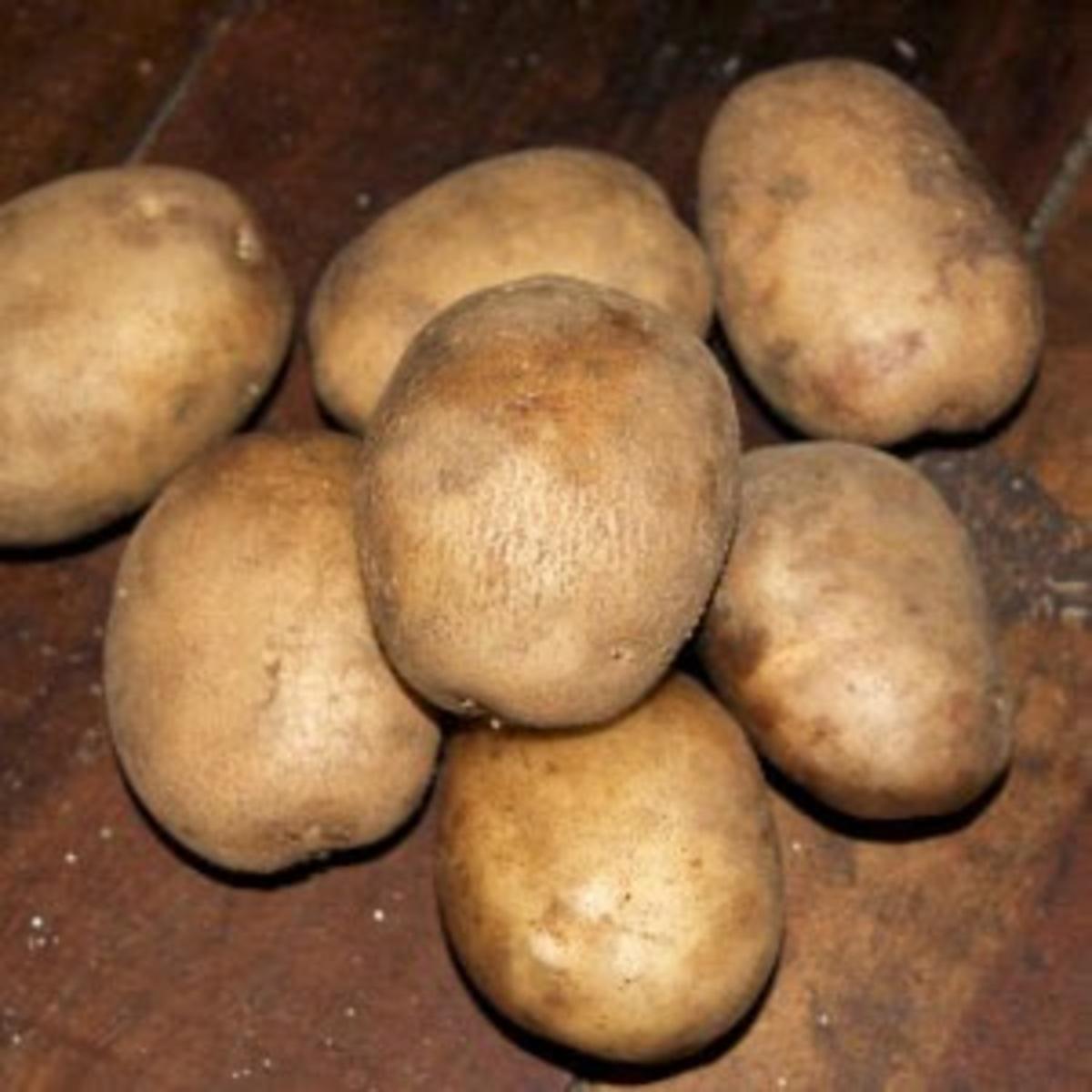 Gladstone potato