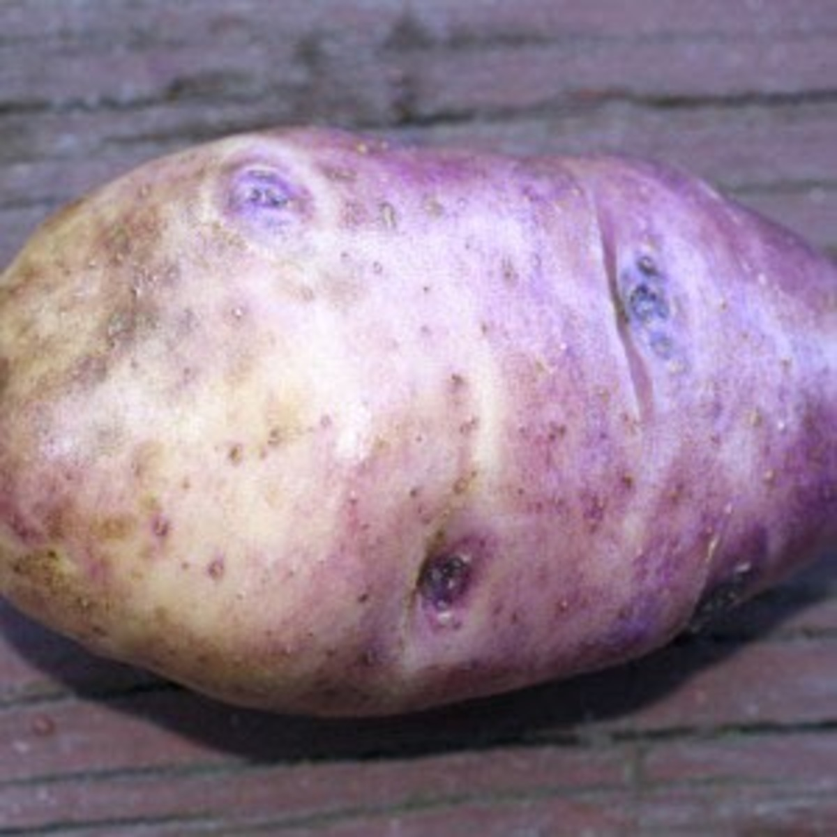 paraketia taewa potato