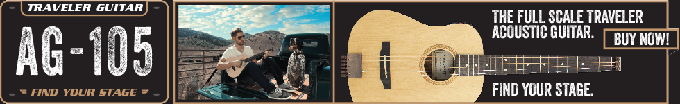 Traveler Guitar - Find Your Stage