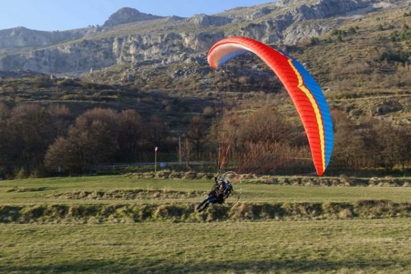 ozone freeride 2 ppg paraglider