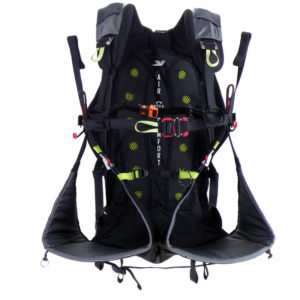 Apco Split Leg Paramotor Harness (LOW Hook-In Points)