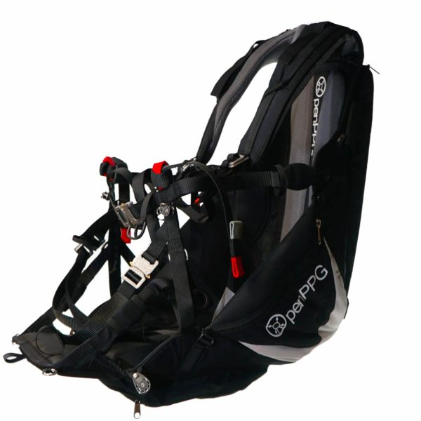 Dudek Paramotor Harness- Power Seat Comfort Low