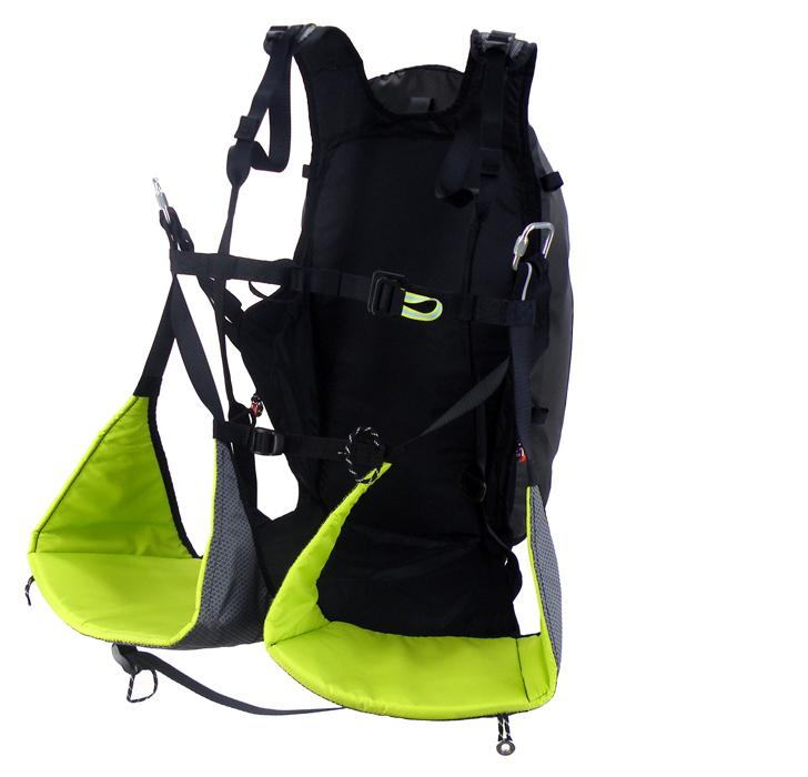 Hike and Fly Paragliding Harnesses/ Ground Handling Harness (APCO)