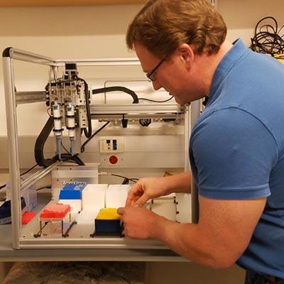 Dana-Farber Cancer Institute using an OT-One