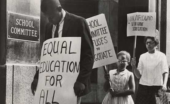 Bostons 1960s Civil Rights Movement A Look Back