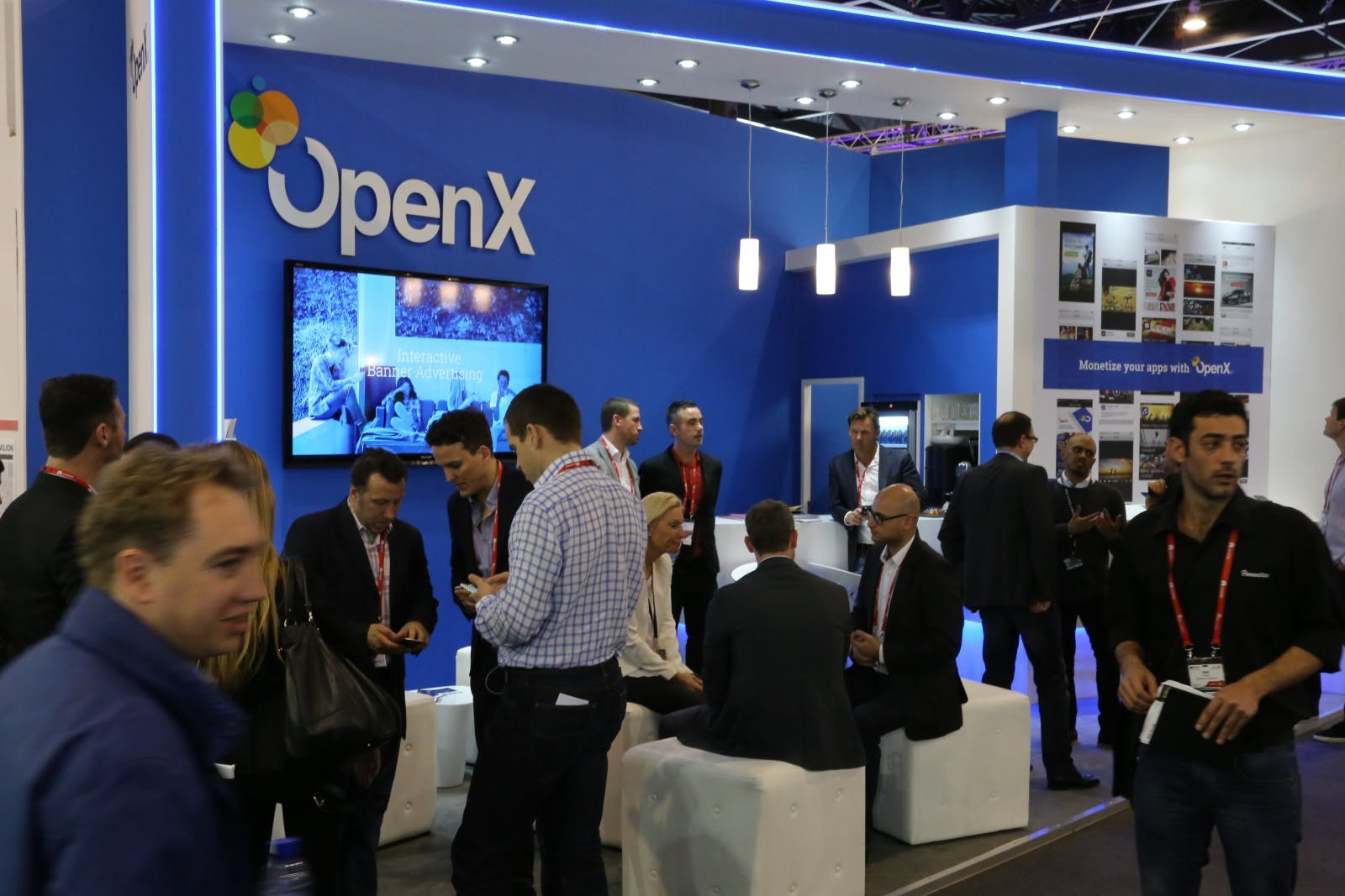 Mobile World Congress with OpenX