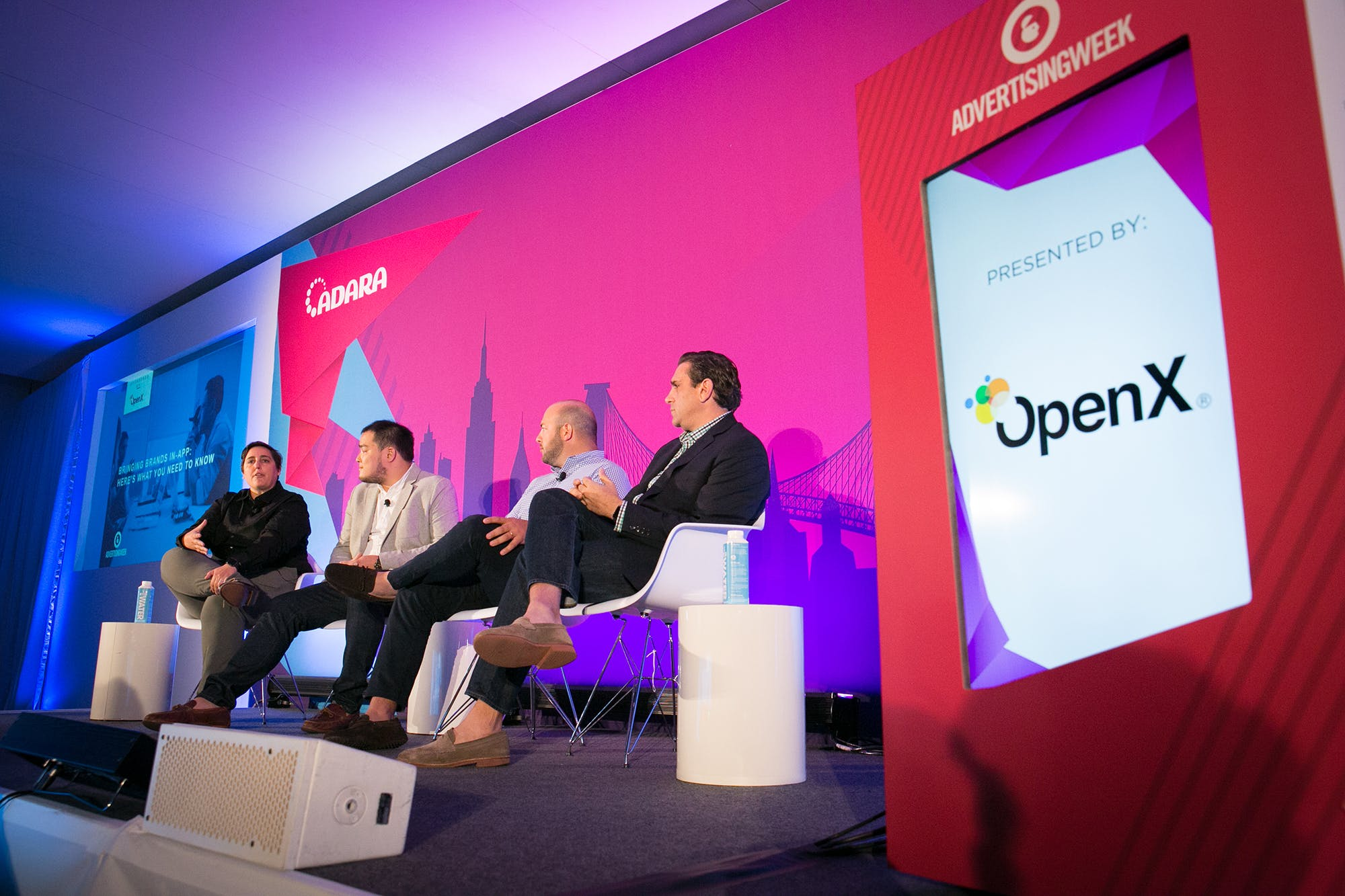 OpenX at Advertising Week XII