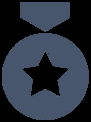 Slate Medal