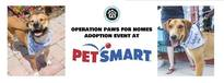 Petsmart event banner