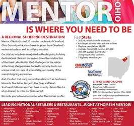 Mentor where you need to be small