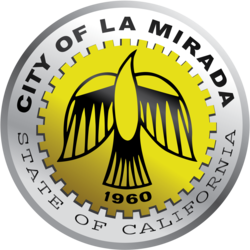 La mirada city seal color small