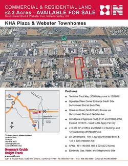 Kha plaza   webster townhomes %282.2 acres%29 10 12 16 page 001 small