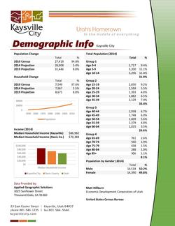 Demographics small