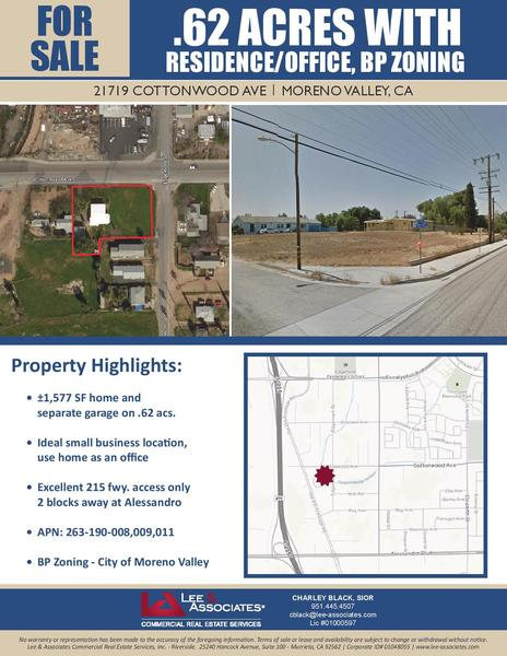 0.62 acres 21719 cottonwood ave industrial 1 23 17 page 001 content