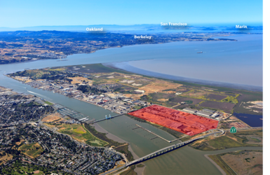 Aerial mare island full size w cities small