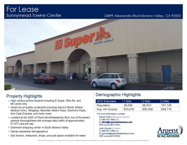 Sunnymead towne center   24899 alessandro blvd lease %287 000 sf%29 10 3 16 page 001 content